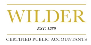 Wilder Accounting
